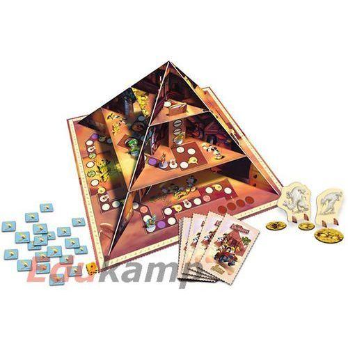 gra klątwa faraona - złota edycja marki Trefl