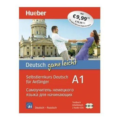 Deutsch ganz leicht A1 (russische Ausgabe), Textbuch + Arbeitsbuch + 2 Audio-CDs (9783195074834)