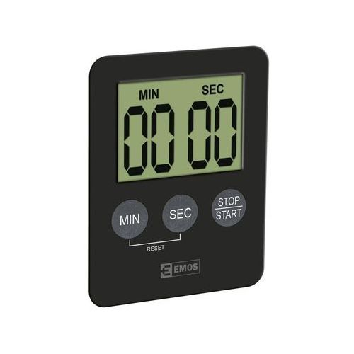 Emos Minutnik elektroniczny z magnesem e0202