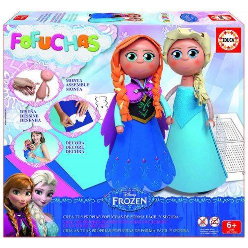 EDUCA Lalka Fofucha Frozen Elsa i Anna