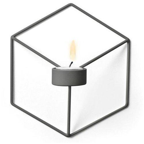 Świecznik ścienny pov szary marki Menu