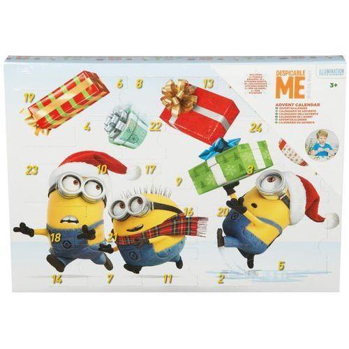 Kalendarz adwentowy minionki - puzzle marki Sambro