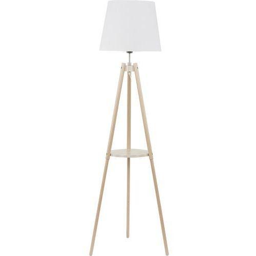 Tk lighting Vaio lampa podłogowa 1-punktowa biała 698 (5901780506988)