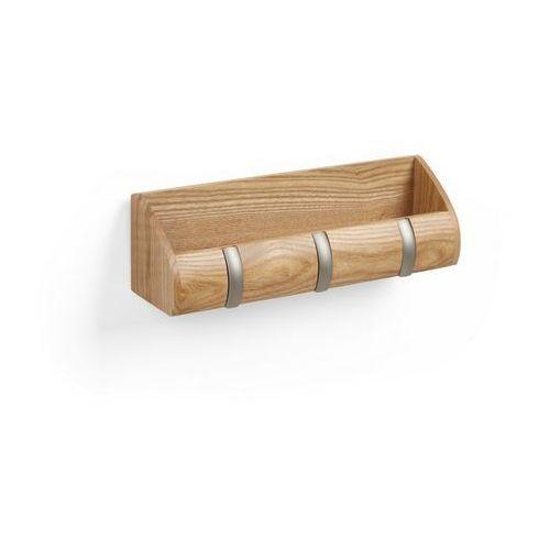 Umbra - organizer ścienny cubby mini - drewniany - drewniany