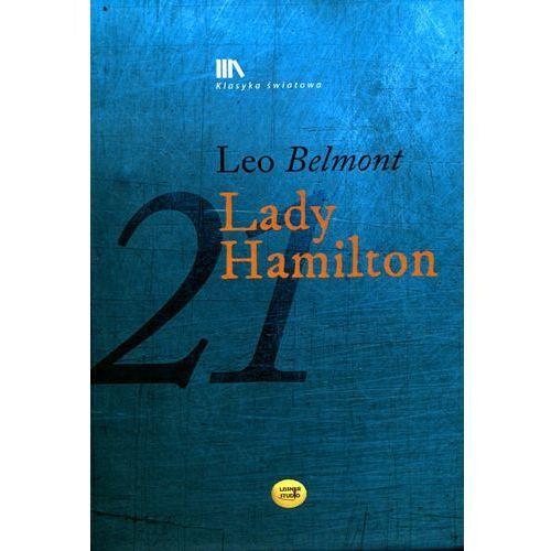 Lady Hamilton + CD, oprawa twarda