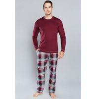 walenty dł.r. dł.sp. piżama męska marki Italian fashion