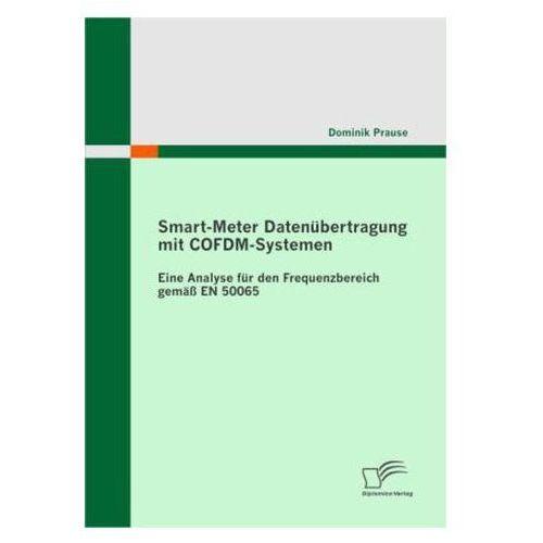 Smart-Meter Datenübertragung mit COFDM-Systemen
