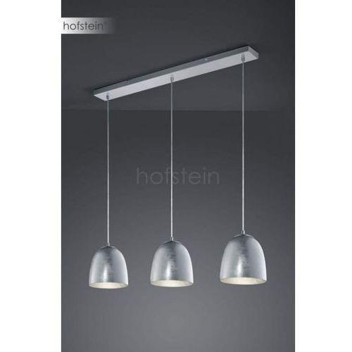 Trio ontario lampa wisząca nikiel matowy, 3-punktowe - skandynawski - obszar wewnętrzny - ontario - czas dostawy: od 3-6 dni roboczych