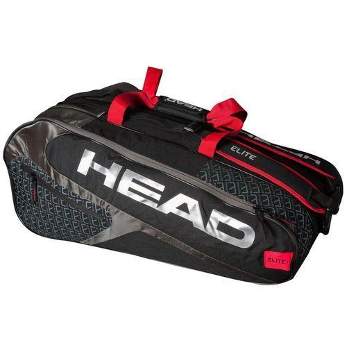 Head Elite 12R Monstercombi Black Red