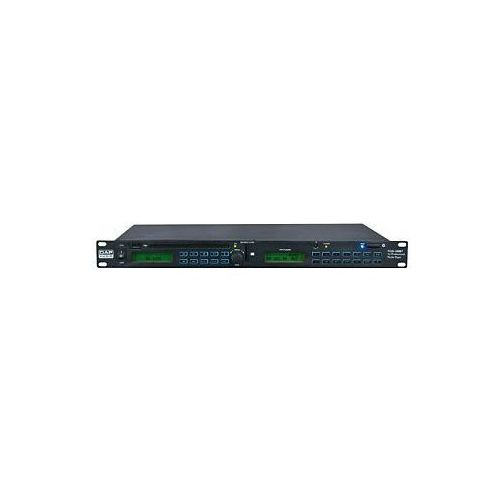 DAP Audio TCD-100BT odtwarzacz CD/USB/SD