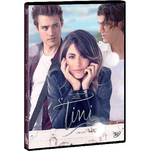Tini: Nowe życie Violetty (DVD) - Juan Pablo Buscarini DARMOWA DOSTAWA KIOSK RUCHU (7321917505970)
