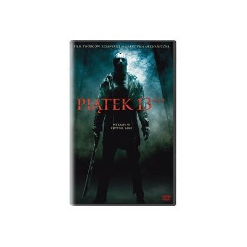 Piątek 13-go (DVD) - Marcus Nispel