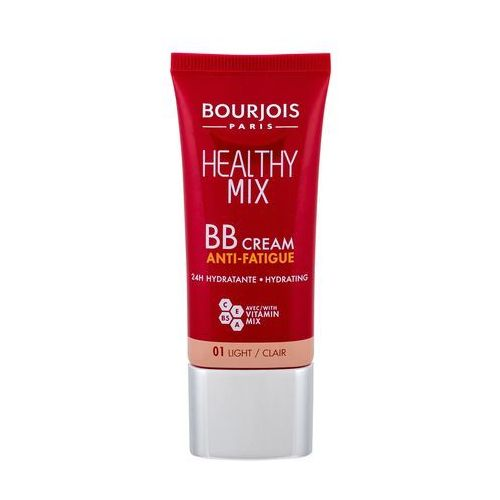 BOURJOIS Paris Healthy Mix Anti-Fatigue krem bb 30 ml dla kobiet 01 Light, 3614224495312