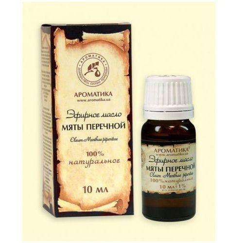 Aromatika Olejek eteryczny z mięty pieprzowej 10 ml.