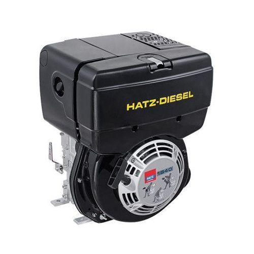 Silnik diesla 1b40 rozruch ręczny marki Hatz