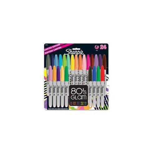 Sharpie Fine Markery permanentne 24 kol/Limit Ed, SAN31993PP