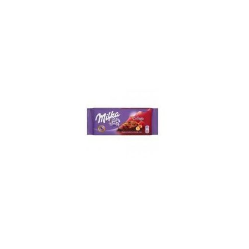 Czekolada milka collage z kremem kakaowym 93 g marki Kraft