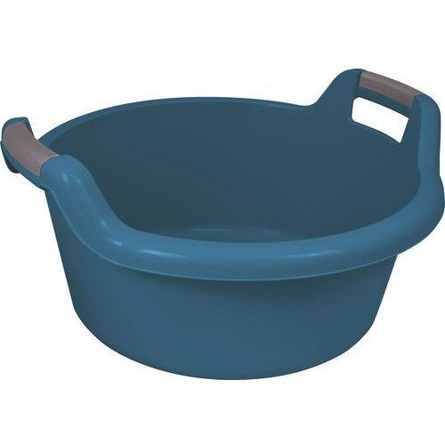 Miska okrągła z uchwytami 27l - niebieski marki Curver