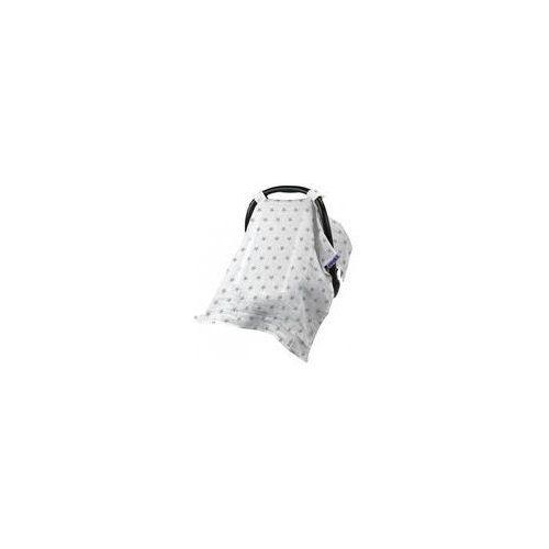 Os�onka do fotelika Conopy Dooky (Silver Stars), T-XP-126955