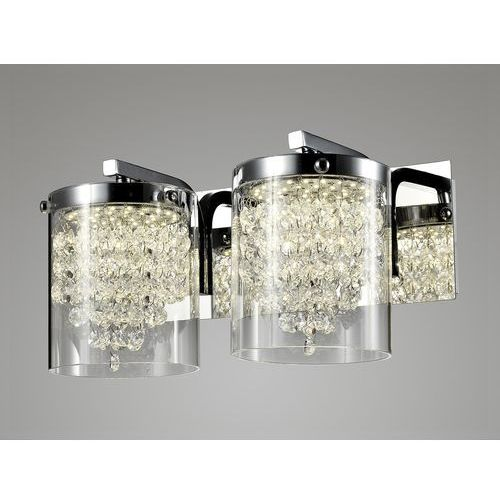 Kinkiet DIAMONDIA 2 LMB1114-12 - Deco Light - Rabat w koszyku, THK-062125