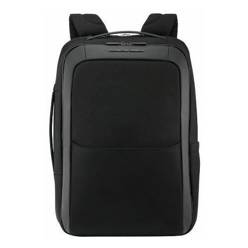 Porsche Design Roadster Plecak 47 cm przegroda na laptopa black (4056487001630)