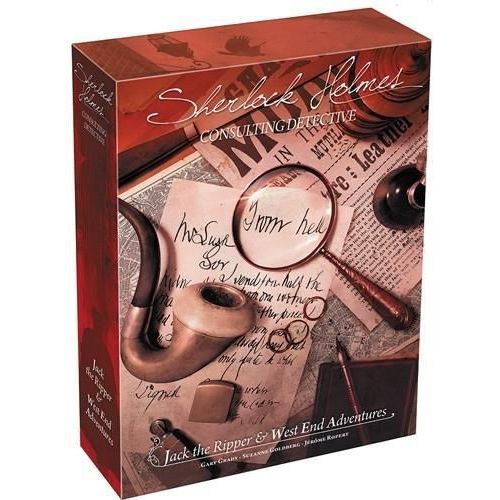 Sherlock Holmes Consulting Detective: Jack the Ripper West End Adventures