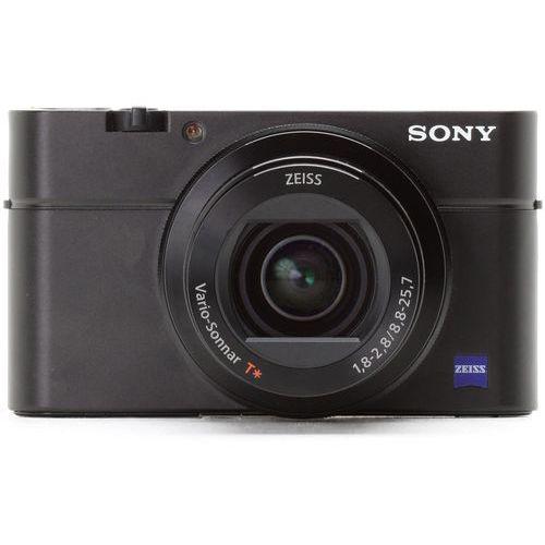 Sony Cyber-Shot DSC-RX100 III z kategorii [aparaty cyfrowe]