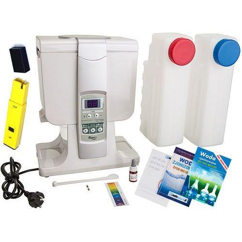 jonizator wody btm-3000, 4l + miernik ph marki Biontech