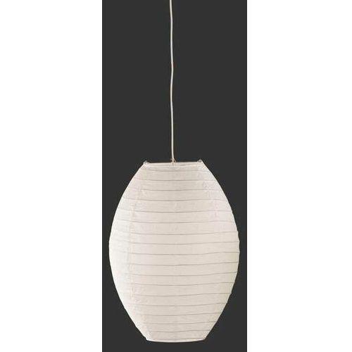 Trio PAPER 3491400-00 lampa wisząca zwis 1x60W E27 Biały