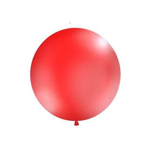 Twojestroje.pl Balon gigant czerwony 100cm 1 szt.