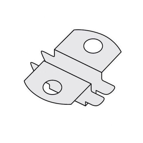 Element system El. łączące dla nośników typu u, obustronne (4006676016259)