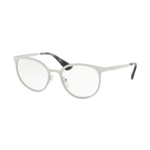Okulary korekcyjne pr53tv cinema u6q1o1 marki Prada