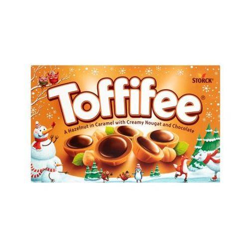 Storck Toffifee 125g czekoladki orzech laskowy w karmelu kremie orzechowym i czekoladzie