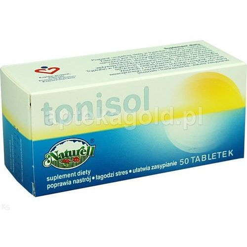 OKAZJA - Tabletki TONISOL 50 tabletek