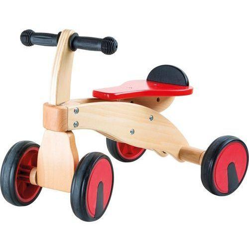 Small foot drewniany jeździk dla dzieci wyścigówka 10233