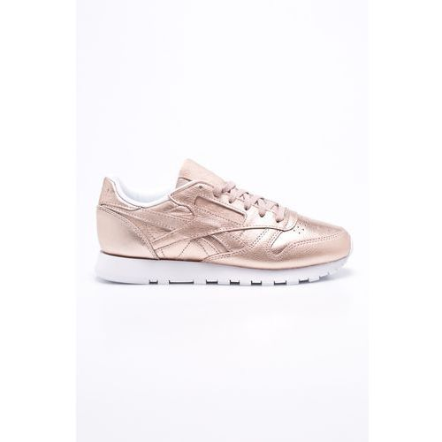 Reebok Classic - Buty Classic Leather Melted Metal