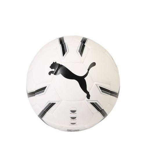 Puma PRO TRAINING 2 HYBRID Piłka do piłki nożnej puma white/puma black/silver (4057827511925)