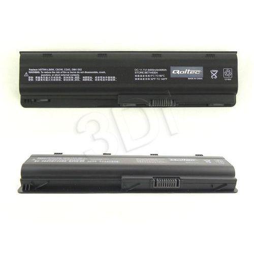 Bateria do hp/compaq cq62, 4400mah, 10.8-11.1v marki Qoltec