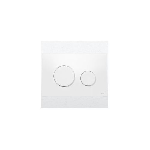 Tece przycisk spłukujacy teceloop do wc biały 9240600