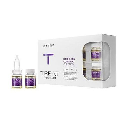 Montibello HAIR-LOSS CHRONOS koncentrat 7 ml stymuluje cebulki, zapewnia nawilżenie (8429525415236)
