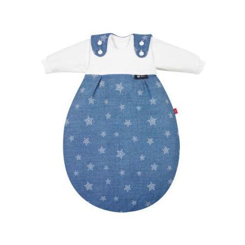 S.oliver by śpiworek baby-mäxchen® - original 3-częściowy - moonlight blue marki Alvi