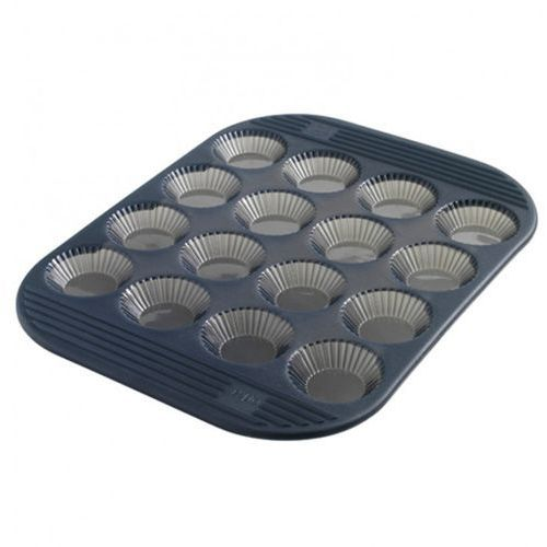 Mastrad Silikonowa forma do mini tartaletek (na 16 ciasteczek)