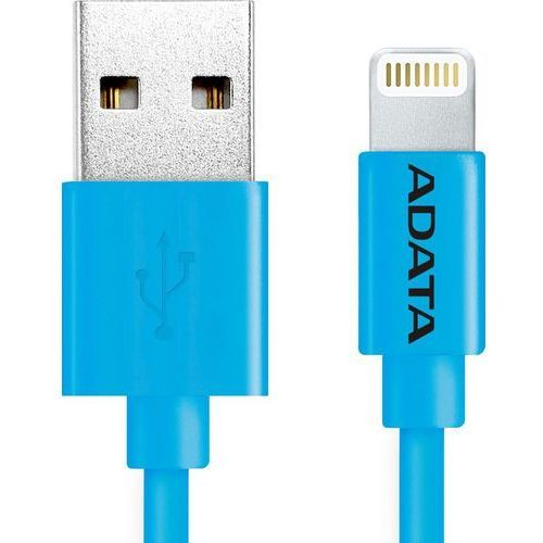 Adata Kabel USB-Ligthning 1m Apple Cert. Blue pla (4712366963481)