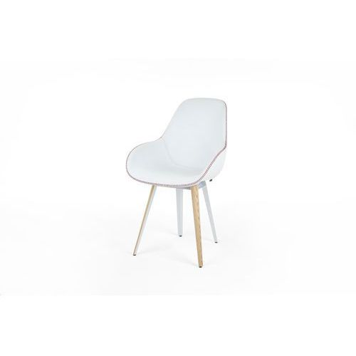 Kubikoff Krzesło SLICE DIMPLE TAILORED eko-skóra slicedimpletailored-eco, kolor różne
