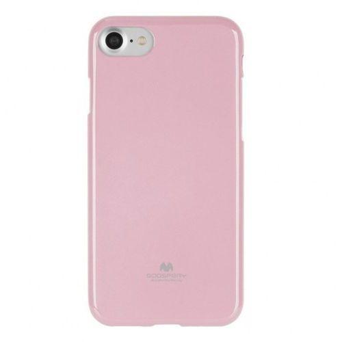 Etui Huawei P8 Lite (różowy) Mercury z elastycznego plastiku TPU (8806174336554)