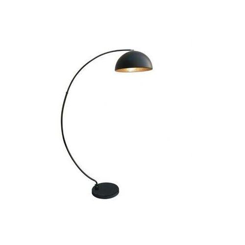Lampa podłogowa LUZIA TS-050402F-BKGO, kolor Czarny,