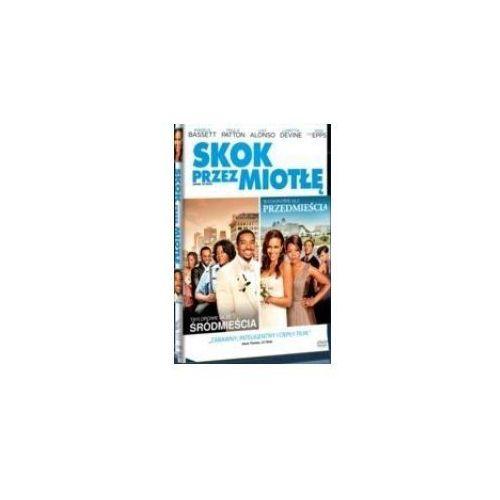 Imperial cinepix Skok przez miotłę (dvd) - salim akil darmowa dostawa kiosk ruchu (5903570149733)