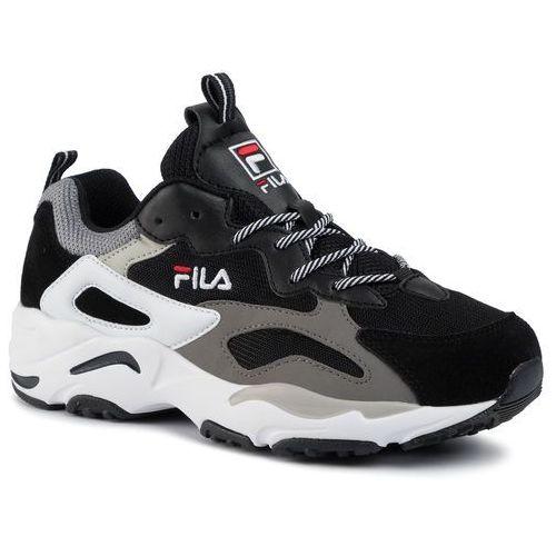 Sneakersy - ray tracer 1010685.12s black/white, Fila, 41-45
