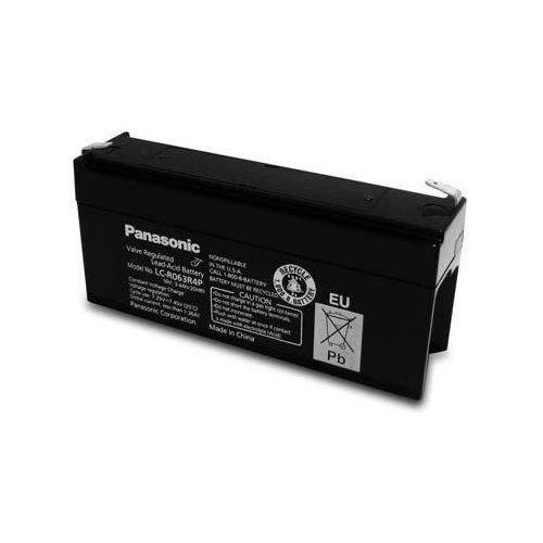 Akumulator AGM Panasonic LC-R R063R4 6V 3.4Ah T1 z kategorii Pozostałe