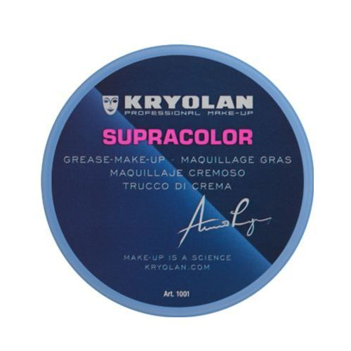 supracolor (bl1) farba o konsystencji kremowej - bl1 (1001) marki Kryolan
